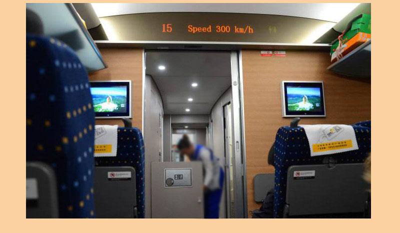 火车专用照明筒灯